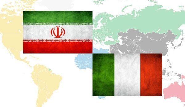 التعاون الإقتصادي بين الايرانيين والايطاليين  موقع التجارة - www.alttejarat.com
